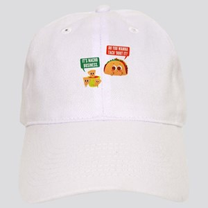 Nacho Business Pun Cap