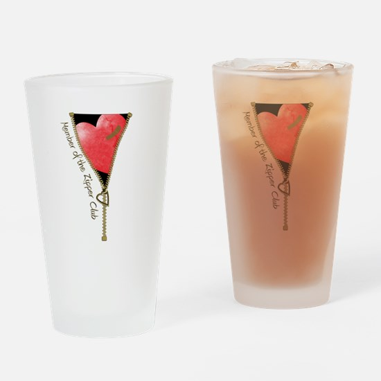 zipclubnew-2.png Drinking Glass
