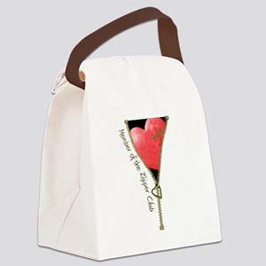 zipclubnew-2 Canvas Lunch Bag