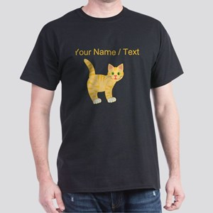 Custom Orange Cat T-Shirt
