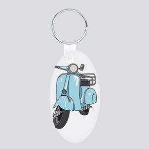 Scooter Keychains