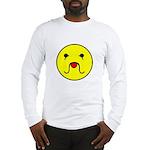 Sourmug Smiley Long Sleeve T-Shirt
