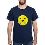 Sourmug Smiley Dark T-Shirt