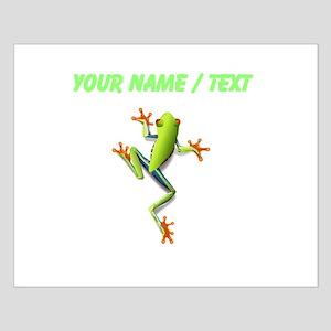 Custom Poison Dart Frog Poster Design