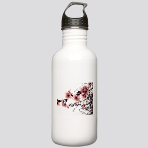 Cherry Blossoms Stainless Water Bottle 1.0L