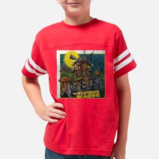 Cart Youth Football Shirt