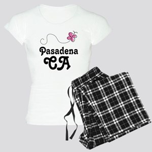 Pasadena California Women's Light Pajamas