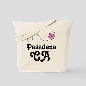 Pasadena California Tote Bag