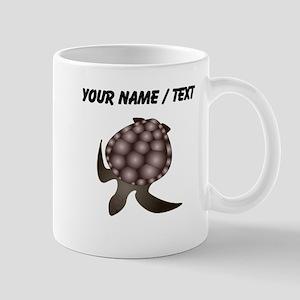 Custom Sea Turtle Mugs