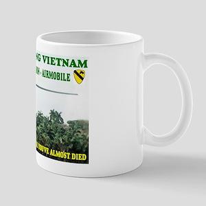 1st CAVALRY Mug