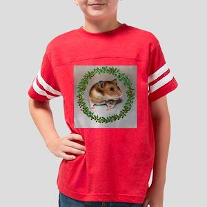 HamsterRound1B Youth Football Shirt