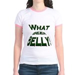 What Beer Belly? Jr. Ringer T-Shirt