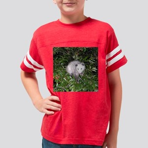 PossRdOrnBR-11 Youth Football Shirt