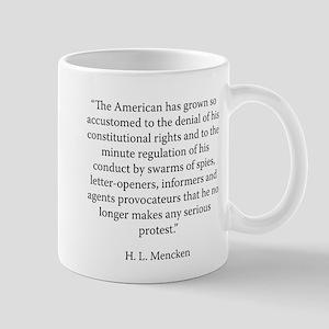 American Credo Mugs