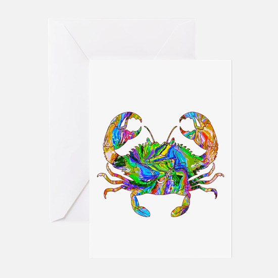 Crabby Greeting Cards