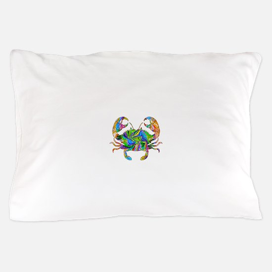 Crabby Pillow Case