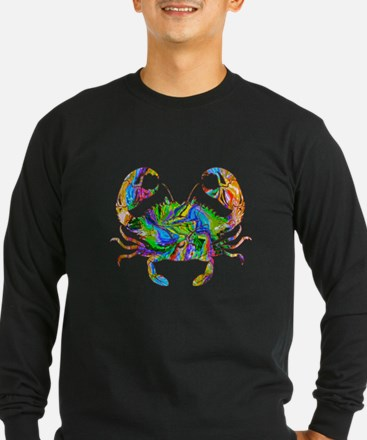Crabby Long Sleeve T-Shirt