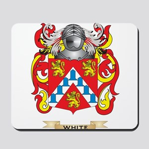 White (Ireland) Family Crest (Coat of Arms) Mousep