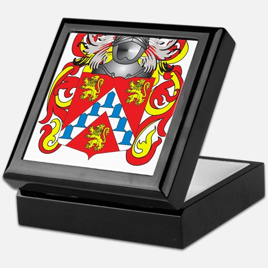White (Ireland) Family Crest (Coat of Arms) Keepsa