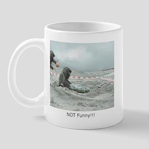 Not Funny! Mug