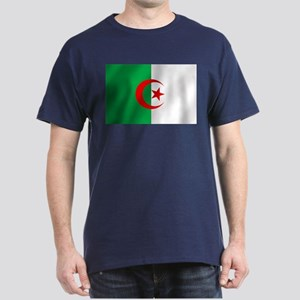 Flag of Algeria Dark T-Shirt