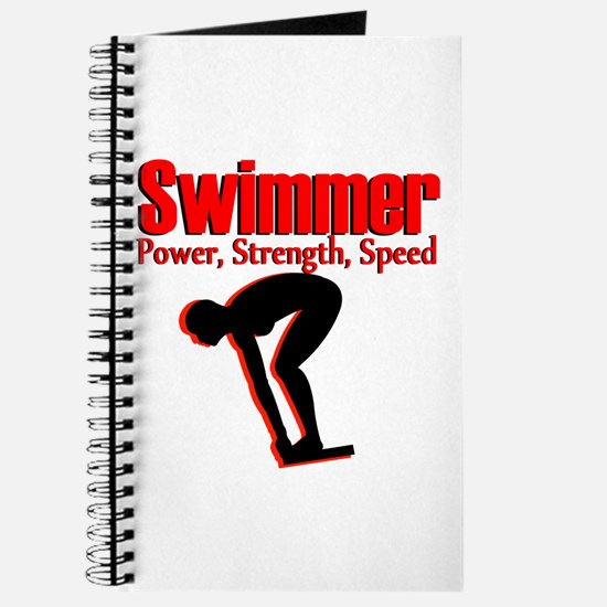 BORN TO SWIM Journal