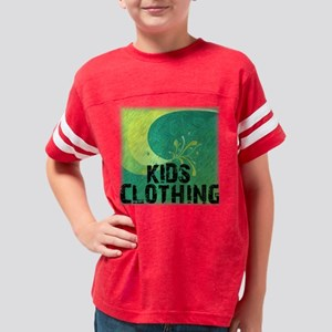 Kids Clothing and Gifts Youth Football Shirt