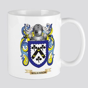 Wilkinson Family Crest (Coat of Arms) Mugs