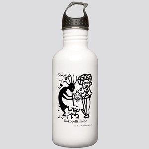 Taino Kokoppelli Stainless Water Bottle 1.0L