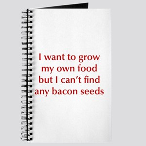 bacon-seeds-opt-dark-red Journal