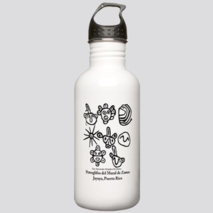 Taino Petroglifos Mura Stainless Water Bottle 1.0L