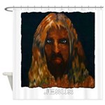 Jesus Christ Shower Curtain