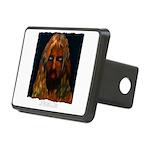 Jesus Christ Rectangular Hitch Cover