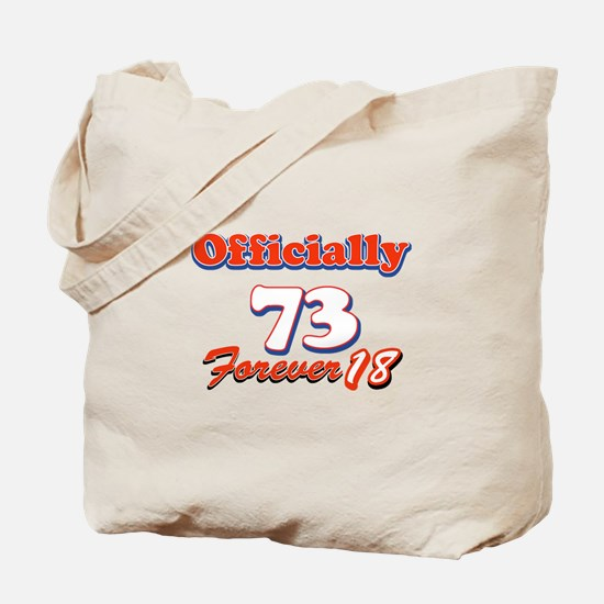 Officially 73 designs Tote Bag