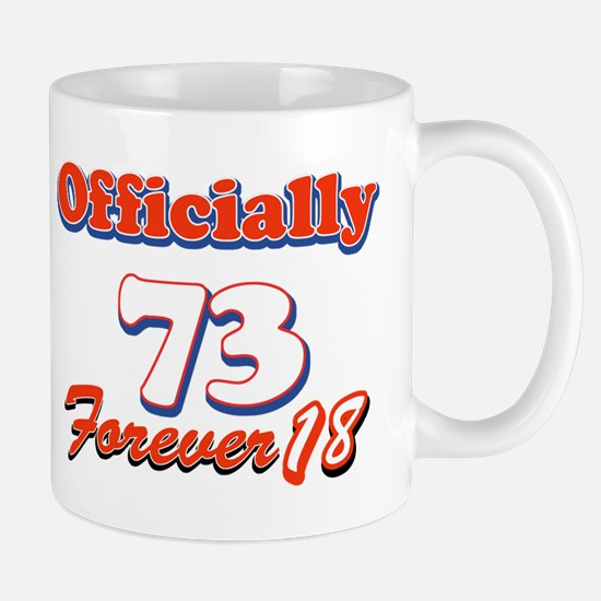 Officially 73 designs Mug