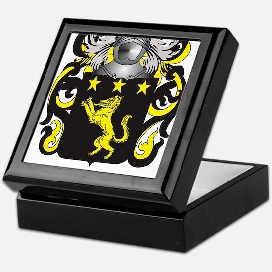 Wilson England Family Crest (Coat of Arms) Keepsak