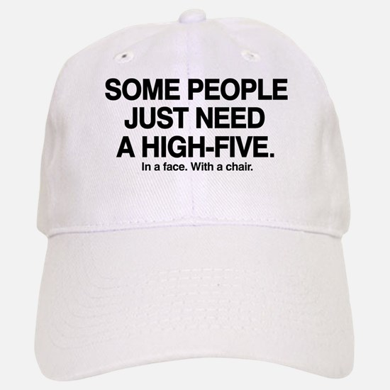 High-Five Baseball Baseball Baseball Cap