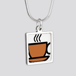 Hot Cup of Coffee Necklaces