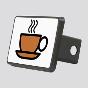 Hot Cup of Coffee Hitch Cover