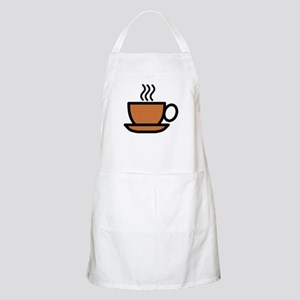 Hot Cup of Coffee Apron
