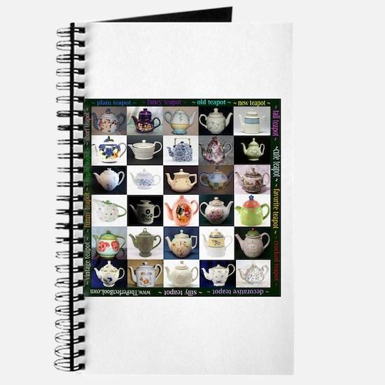 30 Teapots Journal