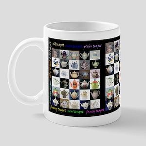 30 Teapots Mug