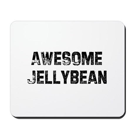 Awesome Jellybean Mousepad