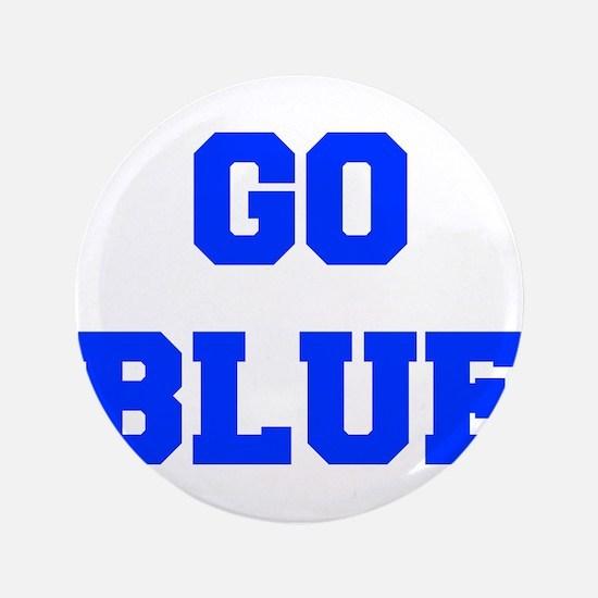 """go-blue-fresh-blue 3.5"""" Button"""