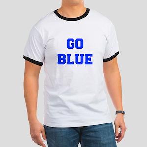 go-blue-fresh-blue T-Shirt