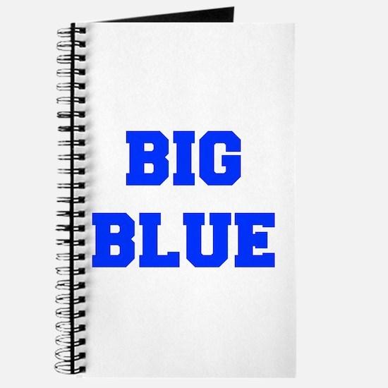 big-blue-fresh-blue Journal