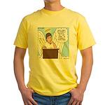 Eternally Grateful Yellow T-Shirt