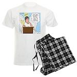 Eternally Grateful Men's Light Pajamas
