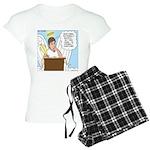 Eternally Grateful Women's Light Pajamas
