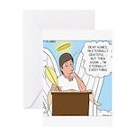 Eternally Grateful Greeting Card